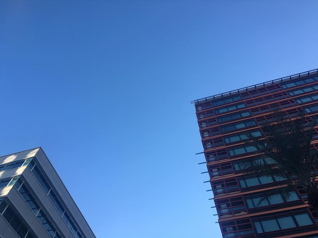 I dont think it gets much bluer than this