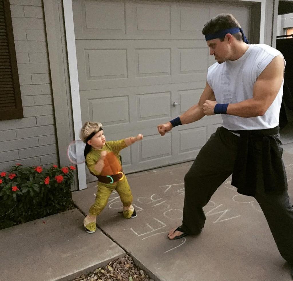 My ninjas! happyhalloween