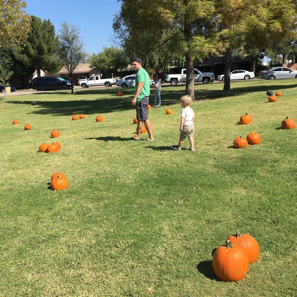 Our realtor rocks Thanks rynager for the pumpkin patch fun!hellip