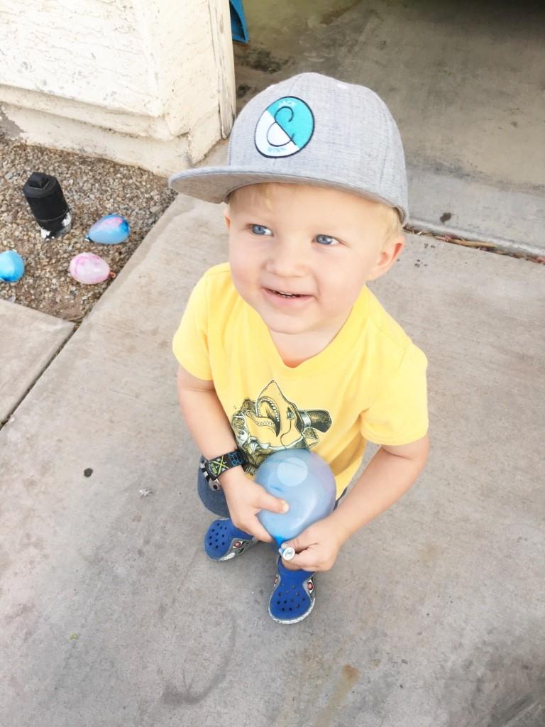 Jack & Winn Snapbacks Hat for toddlers