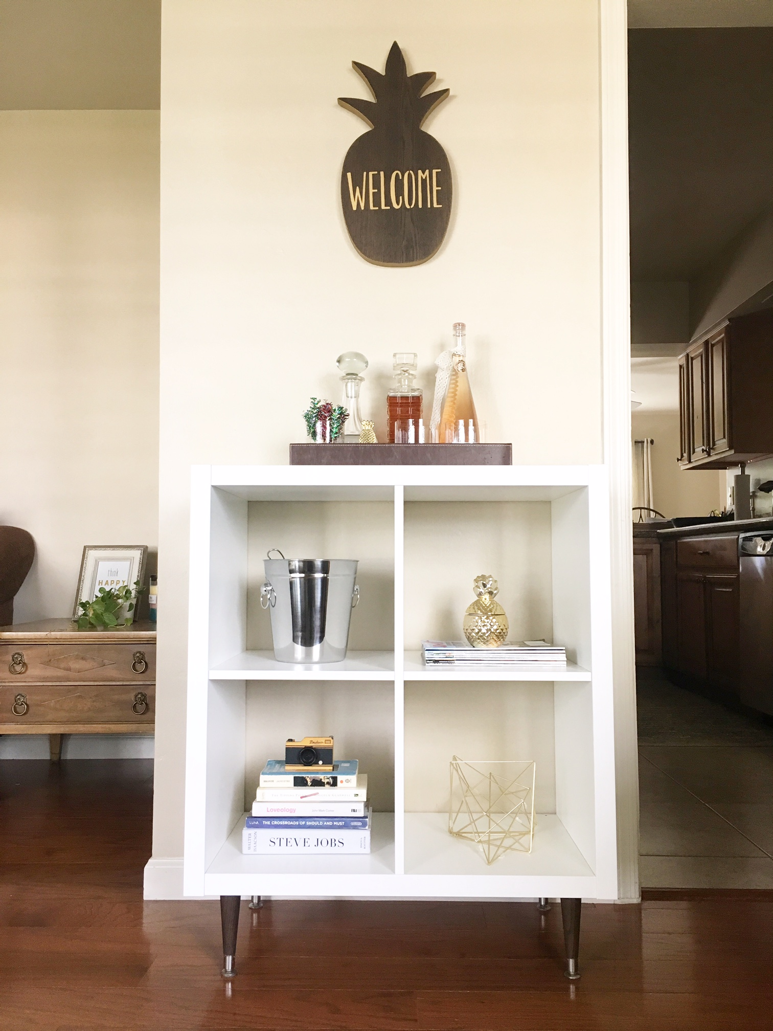 ikea-shelves-diy-bar-cart