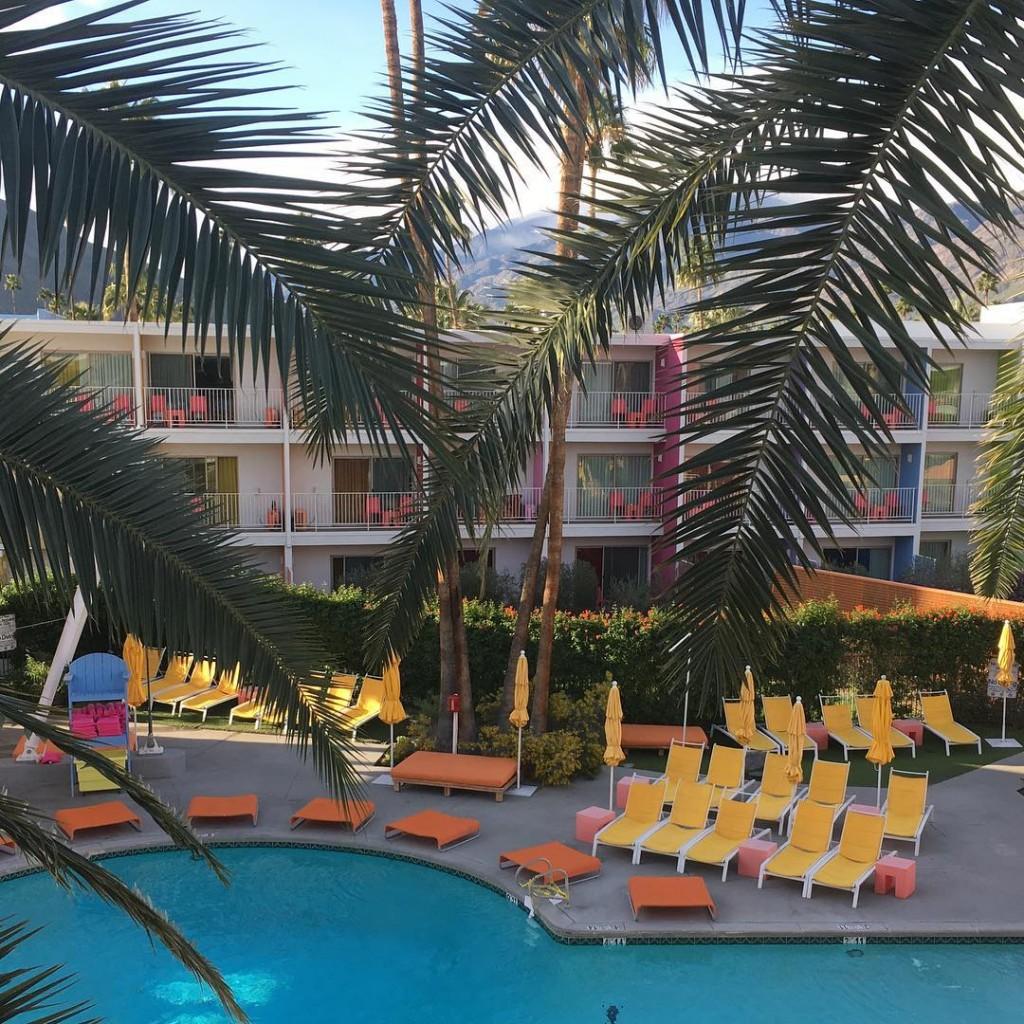 Good morning palmsprings
