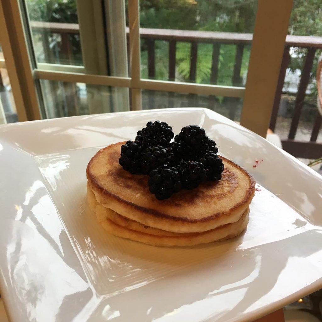 Weve got blackberries for days! pickedemourselves